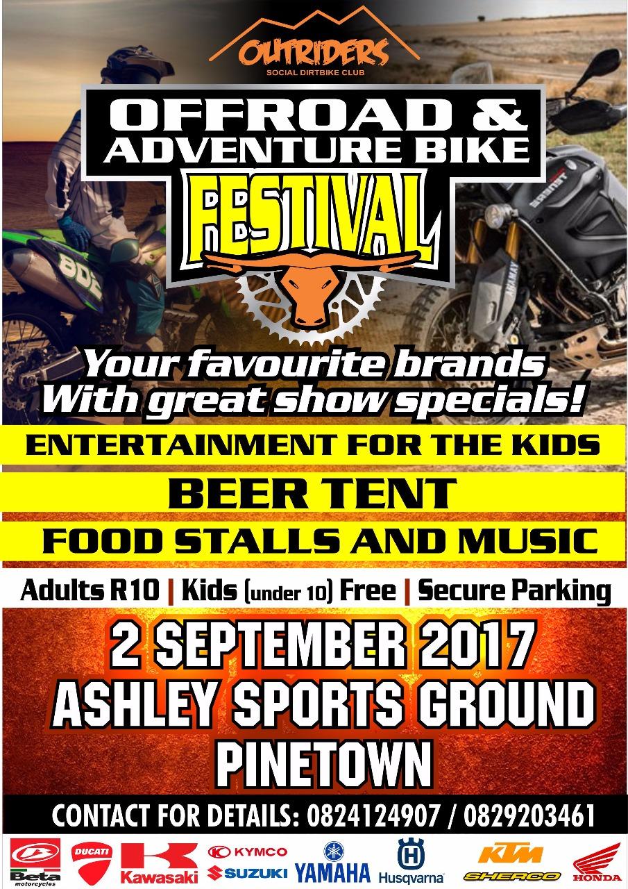 Offroad & Adventure Bike Festival poster