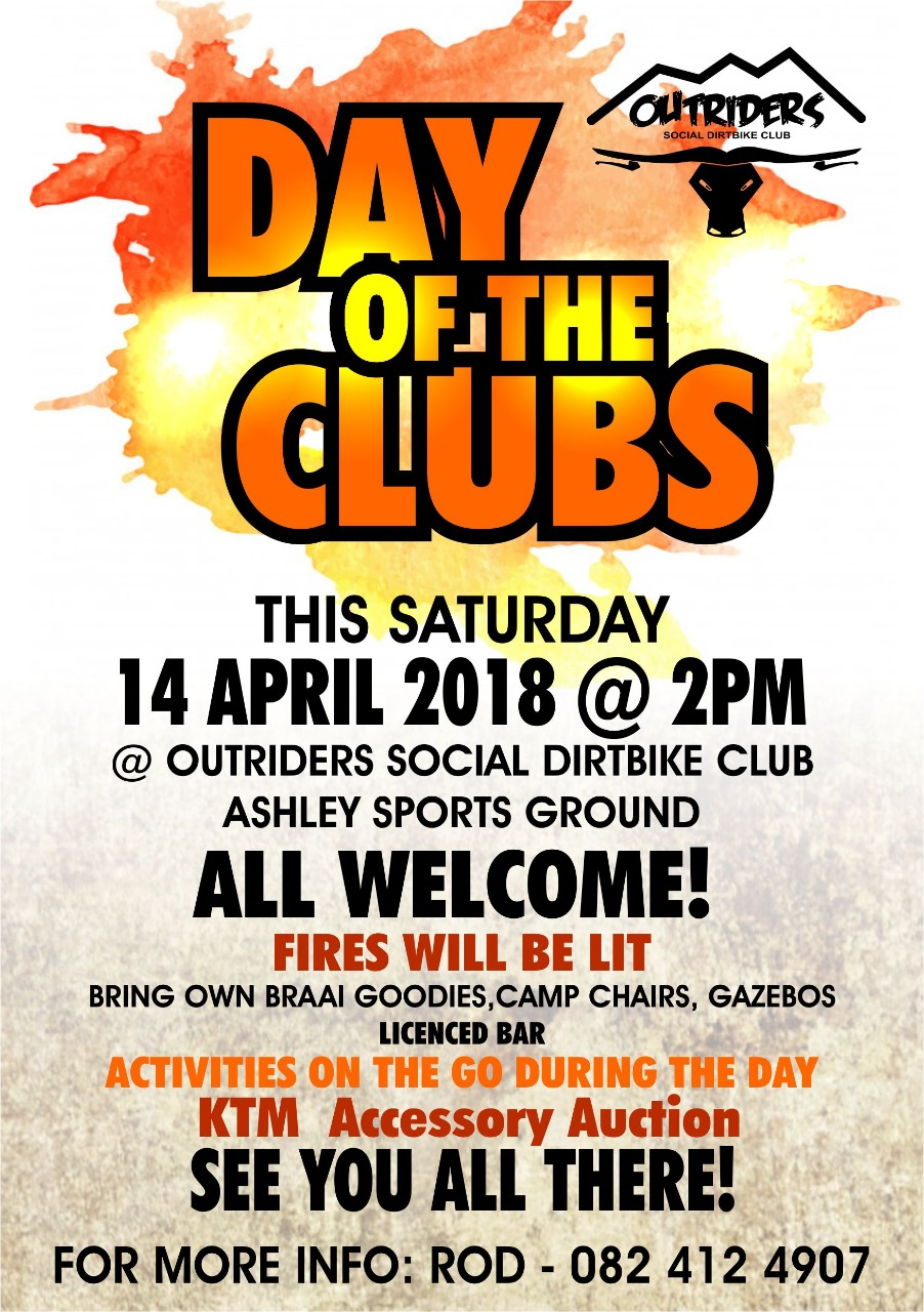 Day of the clubs poster